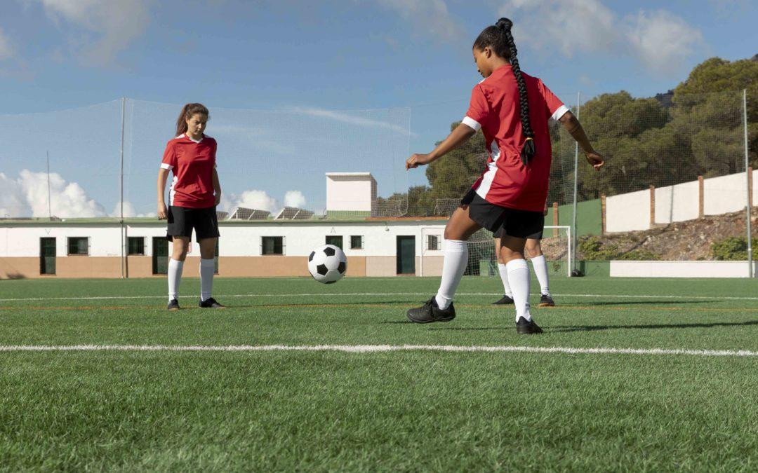 événement – les femmes et le football